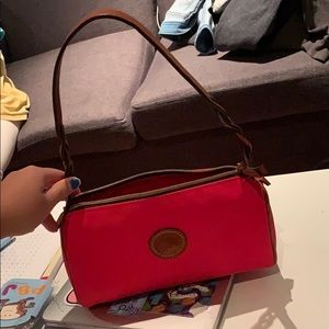 Dooney & Bourke barrel purse